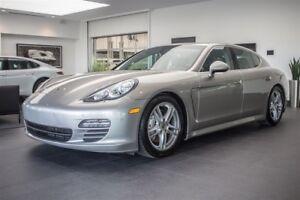 2013 Porsche Panamera 4S Sport Chono + Premium Pack Plus