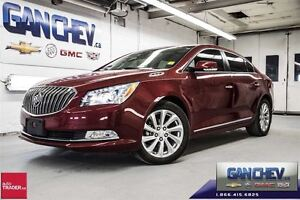 2014 Buick LaCrosse Leather E-assist w/ only 33, 000KM