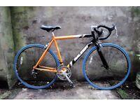 RALEIGH AVEO, 21.5 inch, racer racing road bike, 12 speed