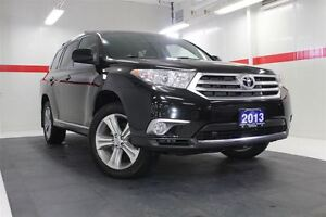 2013 Toyota Highlander 4WD SPORT PACKAGE TOYOTA CERTIFIED