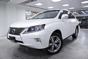 2013 Lexus RX 350 TOURING, NAV, PWR GROUP, ONE OWNER, NO ACCIDEN