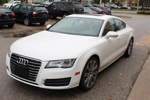 2012 Audi A7 Premium Plus /AWD/ NAVIGATION