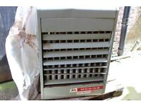 Industrial heater in working order for free