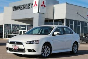 2015 Mitsubishi Lancer SE/10 Year Factory Warranty /Heated Seats
