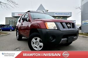 2007 Nissan Xterra S *AWD, Alloys, Power package*