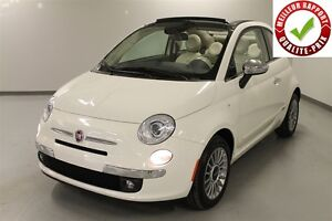 2015 Fiat 500C LOUNGE MAGS-A/C-RADAR RECUL-SIEGE CHAUFFANT-GROUP