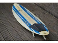 Bunty Surfboard without cord 6'10""