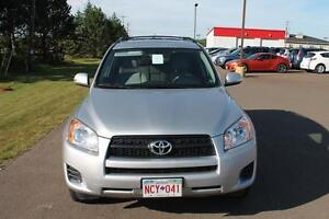 2012 Toyota RAV4 4WD TOURING PACKAGE