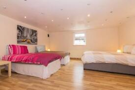 Very Large 1 Bedroom Serviced Apartment - Short term Only - £350 per week