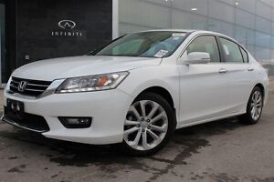 2015 Honda Accord Touring V6 Touring V6,NAVI,SUROOF,LEATHER,B...