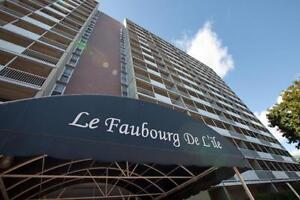 Le Faubourg de L'ile - 1 Bedroom Apartment for Rent Gatineau Ottawa / Gatineau Area image 6