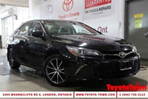 2015 Toyota Camry XSE PREMIUM PACKAGE BLIND SPOT MONITOR NAVIGAT