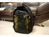 Official Canon DSLR Gadget Backpack