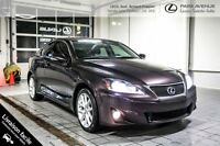 2012 Lexus IS 250 AWD Touring** 111 $/sem garantie 3 ans / 60000