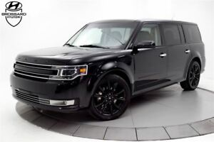 2016 Ford Flex Limited AWD 7 PLACES CUIR TOIT NAV