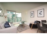TWO BEDROOMS TWO BATHROOMS BALCONY 24 HOUR CONCIERGE GYMNASIUM CLOSE TO STATION VAUXHALL