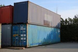 40ft Premium High-Cube Shipping Container