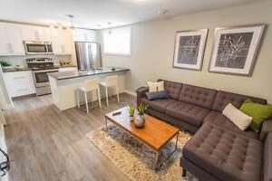 James Hill Road New Basement Apartment - Available Now!