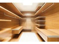 Bespoke Furniture and Joinery, kitchen, wardrobes, bookshelves