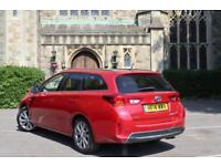 2014 Toyota Auris Hybrid Excel - Panoramic Roof+Self Park+Full Leather+P/Sensor - HPI CLEAR no Prius