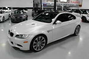 2011 BMW M3 COUPE | PEARL WHITE | LOCAL CAR