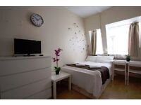 Holiday flats and apartments for short term rent in Central London, zone 1 (LG48.21)