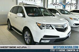 2013 Acura MDX AWD 4dr Tech Pkg