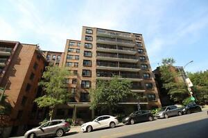 Downtown luxury building - ideal for Professionals & grad studen