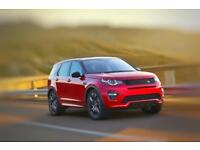 Red Discovery Sport with black pack, low milage, Premium spec.WiFi and tracking