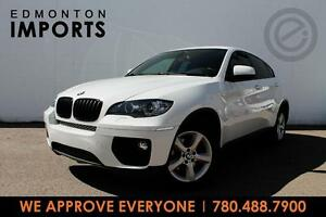 2013 BMW X6 | M SPORT PKG | NAV | CERTIFIED | ONLY 30 KMS