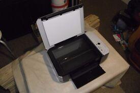 Canon PIXMA MP210 All-in-One Inkjet Printer