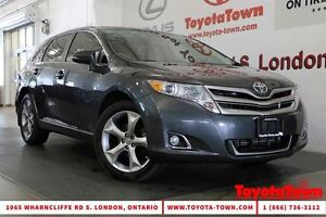 2015 Toyota Venza V6 AWD XLE LEATHER & NAVIGATION