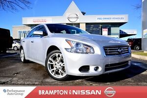 2014 Nissan Maxima SV *Leather,Heated seats,Rear view monitor*