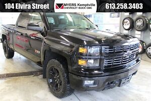 2015 Chevrolet Silverado 1500 LTZ with Z71 and 6.2V8!