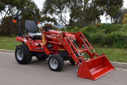 NEW MASSEY FERGUSON 1705 COMPACT TRACTOR WITH FRONT END LOADER Aldinga Beach Morphett Vale Area Preview