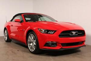 2015 Ford Mustang GT Premium 50 ans