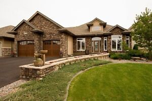 Custom Bungalow On The Golf Course