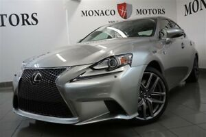 2014 Lexus IS 350 F SPORT SERIE 3 EXECUTIVE AWD