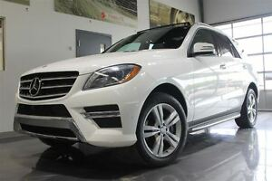 2014 Mercedes-Benz M-Class ML350 BlueTEC 4MATIC **TOIT PANO**