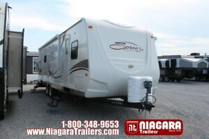 2011 K-Z Spree 323CSS Travel Trailer