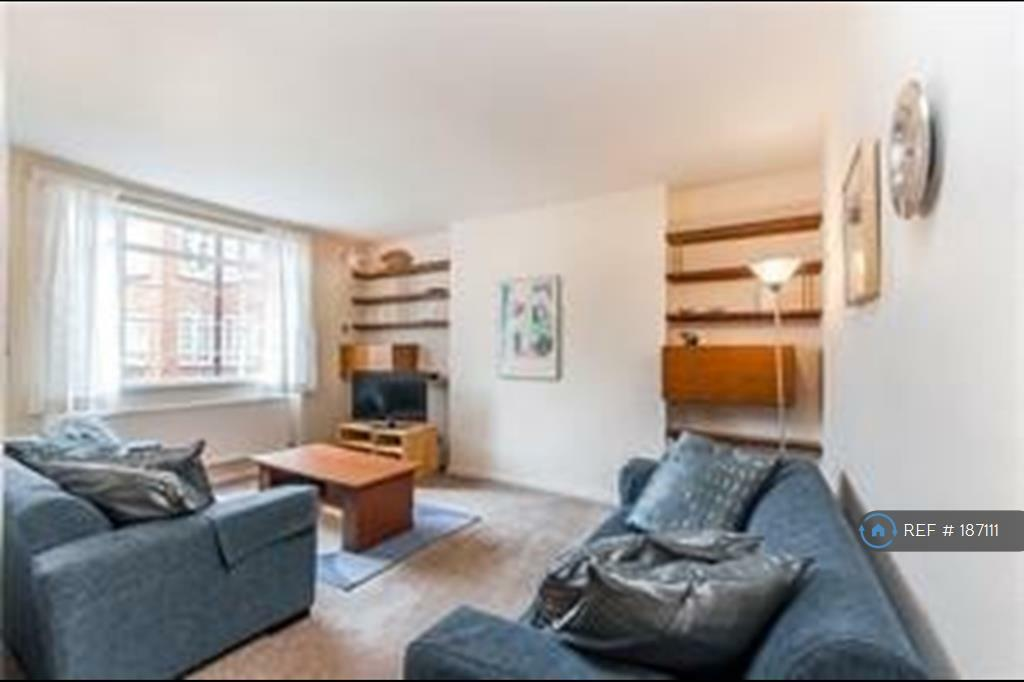 2 bedroom flat in Allitsen Road, London, NW8 (2 bed)