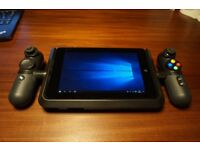 "Windows 10 gaming tablet: Linx Vision 8"" with XBox controller"