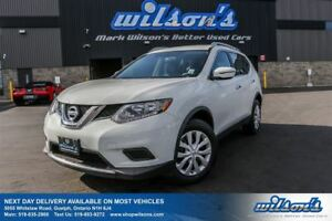 2016 Nissan Rogue S AWD! REAR CAMERA! BLUETOOTH! POWER PACKAGE!