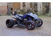 BRAND NEW ROAD LEGAL QUAD BIKE MOTORBIKE - 2017 PLATE - 250cc - UK STOCK - FREE DELIVERY AVAILABLE