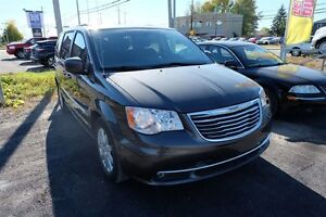 2016 Chrysler Town & Country Touring, CAMÉRA , MAGS, BLUETOOTH,