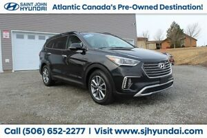 2018 Hyundai Santa Fe XL Luxury! LEATHER! NAV! 7 PASSENGER!