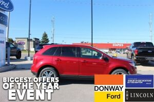 2014 Ford Edge -LEATHER NAVIGATION PANORAMIC SUNROOF WARRANTY!!
