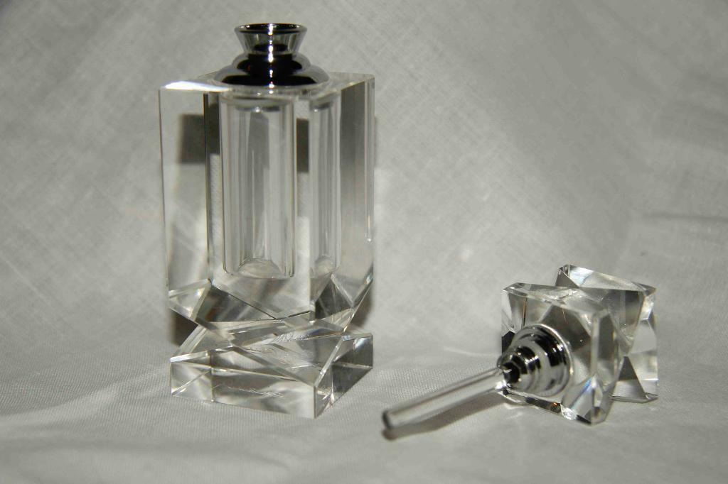 Olga Cassini Crystal Bottle - Pics about space