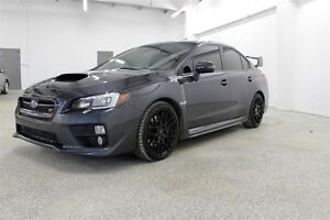 2015 Subaru WRX STi Sport Tech Package (M6)