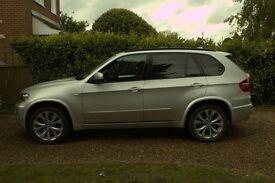 BMW X 5 7 seater. FSH. 3.0sd bi-turbo